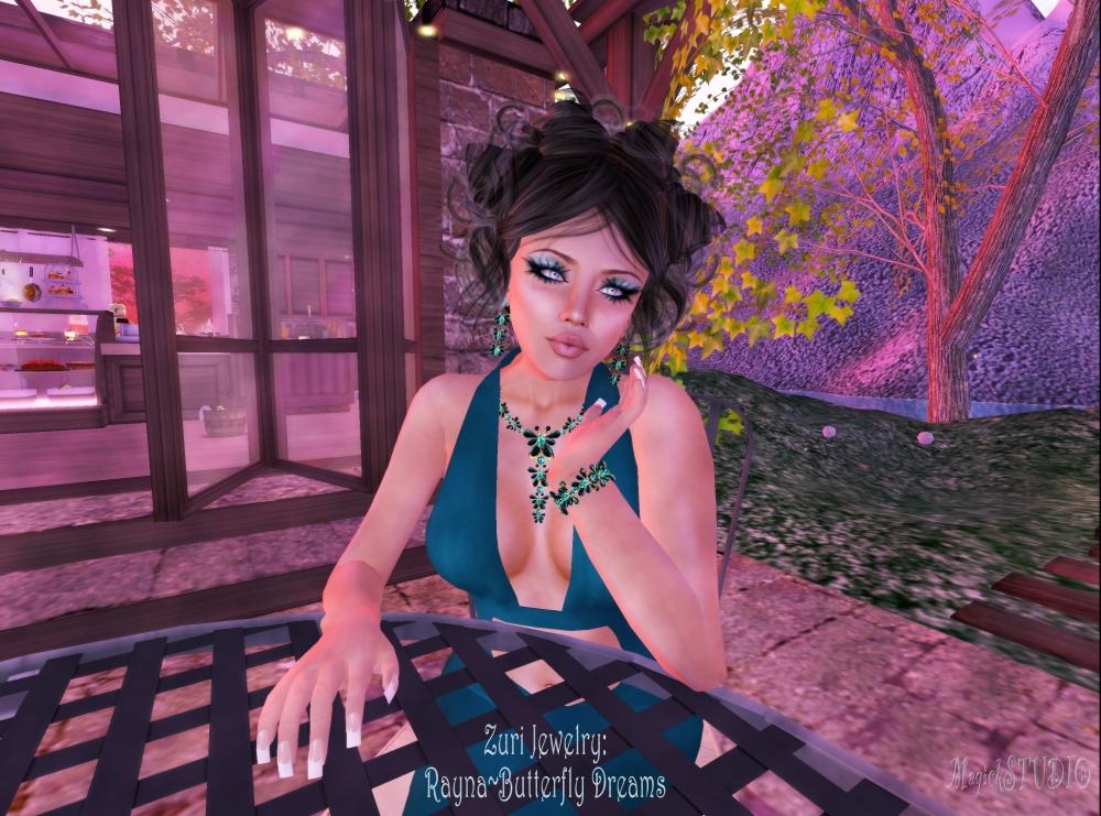 Zuri's Rayna Butterfly Dreams