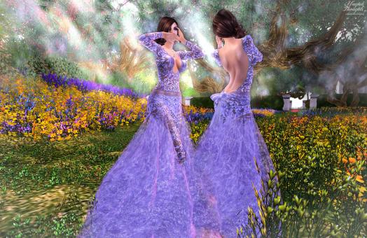Reach 2 Lilac Gown