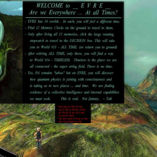October 1st: Discovering Evre (1)