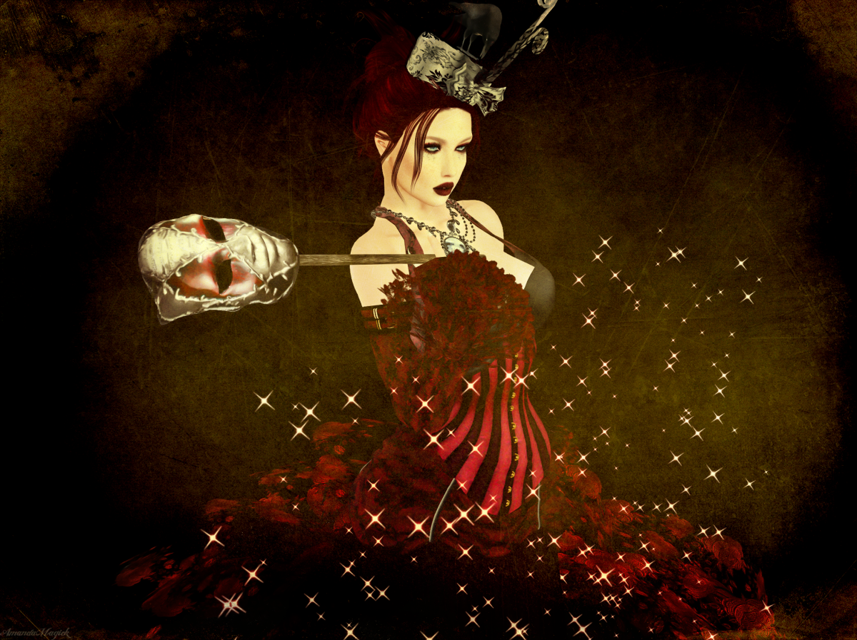 Masque of the Red Death Ball ~You are invited!~