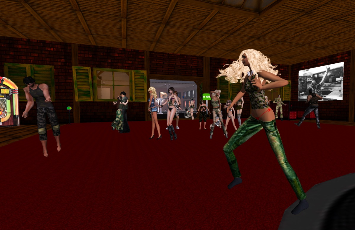 To Bot or Not to Bot ~The Club Scene in SL~