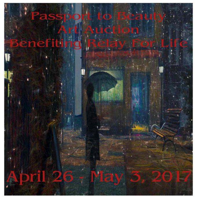 April 2017-ArtAuction Poster
