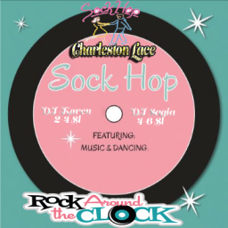 Charleston Lace Sock Hop