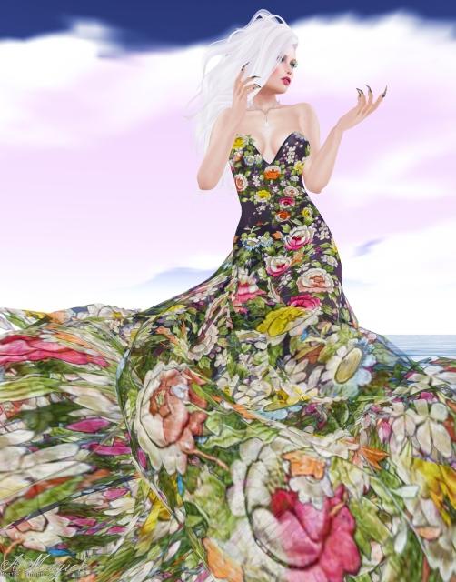 Abondance Gown