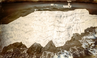 The White Cliffs of Dover, vintage 1940's
