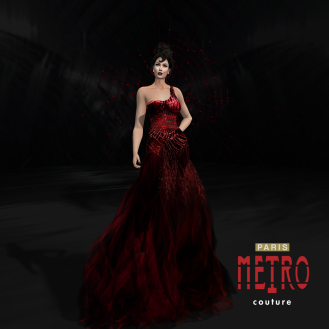 Paris METRO Couture_ Kiss of the Spider Woman 16 Moolto