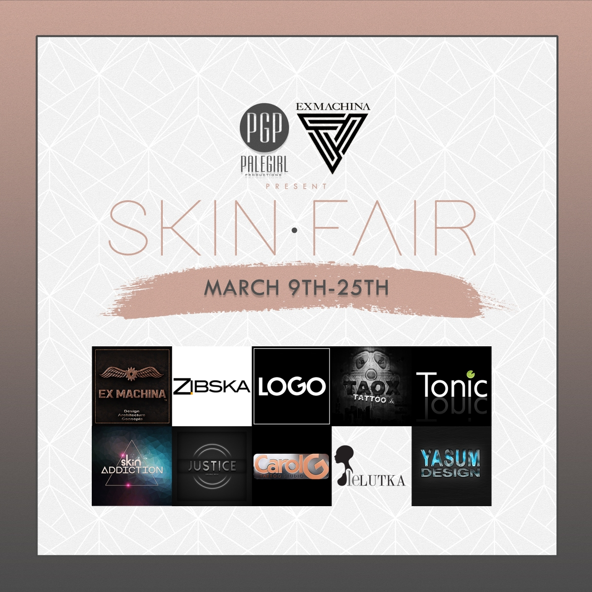 The Skin Fair 2018 - Soft Opening