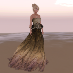 Paris METRO Couture_ Artist Series Olympe II with Appliers