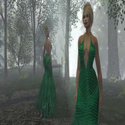 Paris METRO Couture_ Take My Hand Emerald