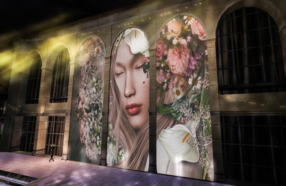 gallery wall, Skip Staheli