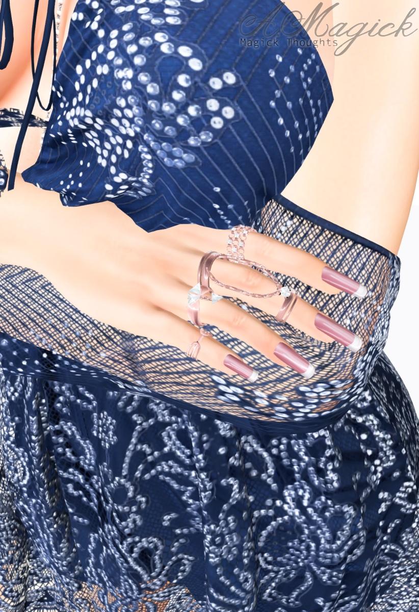 Belleza BENTO Rings!!!!!