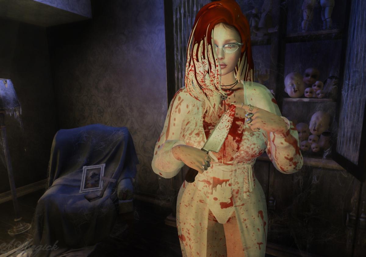 Murderess ~* A.F.I Designs *~